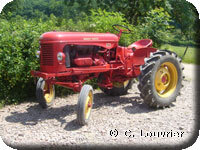 Massey Harris Pony 820 d